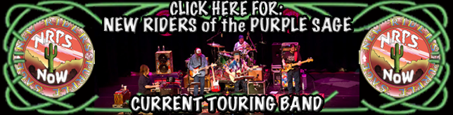 new riders of the purple sage on tour